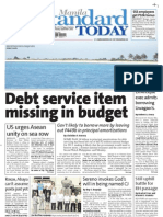 Manila Standard Today - September 4, 2012 issue