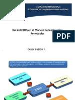 2. Rol Del COES - Cesar Butron