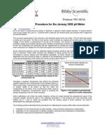 p01 001a Calibration of 3505