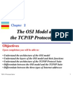 Computer networks(OSI layer)