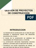 1 Gestión de Proyectos