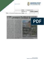 Informe de prensa semana del 24 al 31 de agosto de 2012