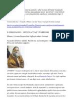 La Storia Del Vigile Giampaolo Cardosi Di Livorno