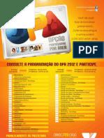 Univali | OPA 2012 | Programação