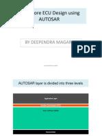 Multi-core Ecu Designing Using Autosar by Deependra Magarde