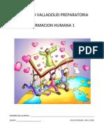 Manual de Formacion Humana - Primer Semestre - 2012-2013 - Ok