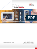 Control de Acceso / Intrusión 2012 Otoño