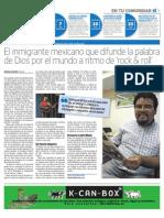 """Roberto Vega - Entrevista """"Si se puede"""""""