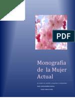 Monografía de  la Mujer Actual