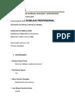 Escuela Profesional de Doblaje