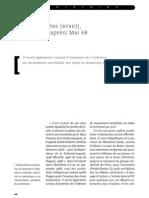 Critique Communiste 186 Mars 2008-Surrealistes DUrso