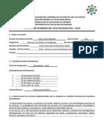 Informe de Academia de Ciencias 1.