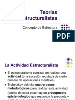 2. Conceptos estructuralistas