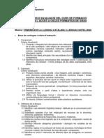 Temari Cam Comunicacio Llengua Catalana i Castellana