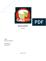 Manual Cakephp-1 3 x
