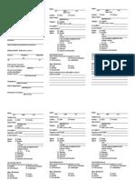 OLP Parish Registration Form