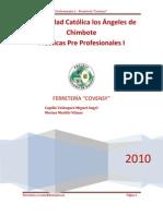 Proyecto Final - Ferreteria Covensy
