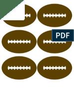 FootballPartyPrintables FOOTBALLS