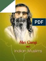 Indian Muslim and world think tank(guruji Rss)