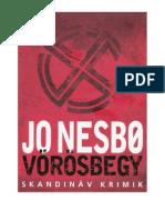 Jo Nesbø - Vörösbegy.unlocked