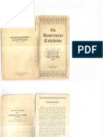 AMORC - The Rosicrucian Catechism (1930)