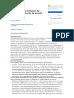 Puertos Microsoft