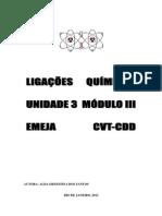 Ligacoes Quimicas para EJA