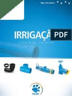 Manual Técnico para tubos Tigres Para Poço, Irrigação e Drenagem