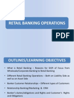 Slide 3 - Retail Banking Operations