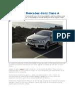 Nuevo Mercedez-Benz Clase A