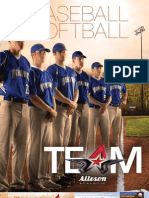 Alleson Baseball/Softball (2013)