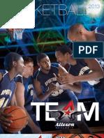 Alleson Basketball (2013)