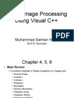 Digital Image Processing Using Visual C++