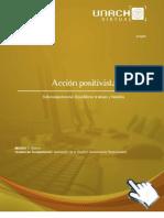 ACCION POSITIVISTA