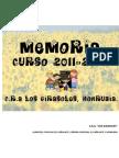 Memoria C.R.a Los Girasoles 2011-2012 Definitiva Con Certificado