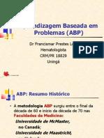 Aula Aprendizado Baseado em Problemas (PBL)