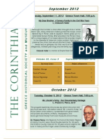 The Corinthian September/October 2012
