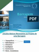 Slides Barragem