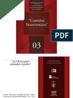 30 Claves para entender el Poder - 03 Campañas Tradicionales