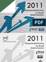 Relato301rio Executivo GEM Brasil 2011