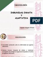 Inmunidad Innata y Adaptativa