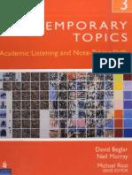 Contemporary Topics 3, 3rd Edition SB