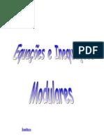 Equações Modulares