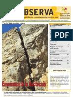 Enseñanza de la Geotecnia