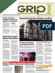 The Grip Aug 30 Print Edition