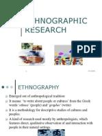Ethngoraphic
