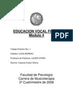 Edu Vocal Mod 4