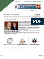 01-09-12 Cano Vélez encabezará discusión sobre financiamiento en Seguridad Social Universal