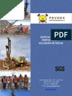 Especialistas en Perforacion y Voladura de Rocas