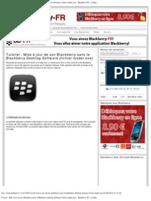 Sites de rencontre BlackBerry avec pin